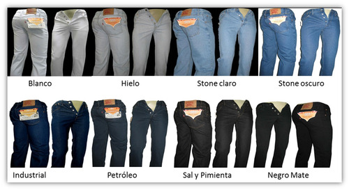 jeans hombre pantalones