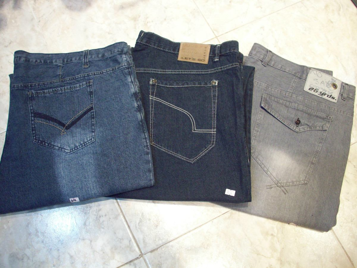 jeans hombre talles especiales 66 al 84 excelente. Cargando zoom. 826519c21399