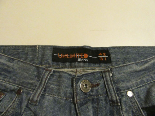 jeans hombre unlimited talla 42