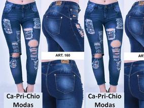nuevo estilo de gran descuento de 2019 baratas para la venta Jeans Chupines Rotos Mujer 2018 - Pantalones, Jeans y ...