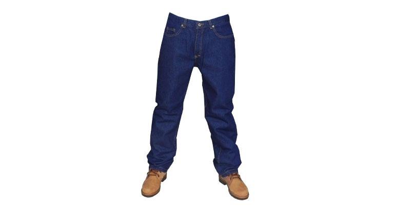 Jeans Industriales 3 Costuras Talla 36 - Bs. 0,01 en Mercado Libre