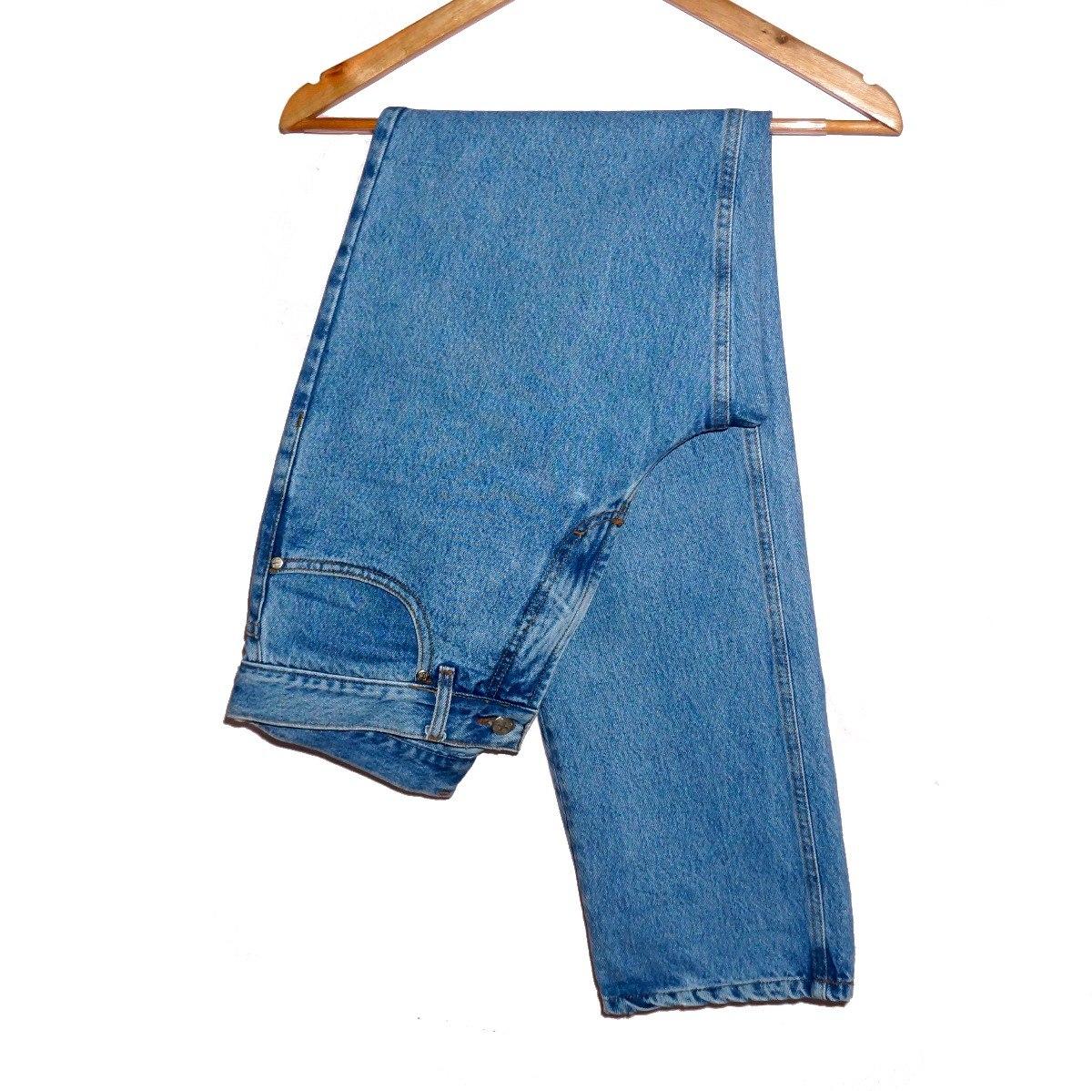 33540cc9f5 Carregando zoom... calça mom jeans vintage blue jeans cintura alta unisex