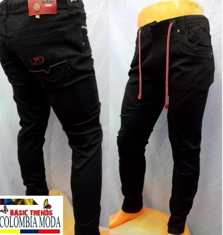 zapatos de separación a8d16 a0e75 Jeans Jogger De Hombre Diseño Exclusivo