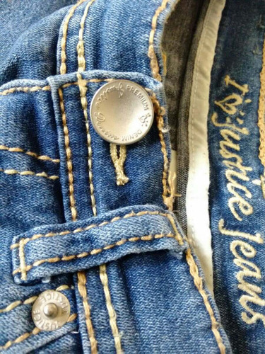 jeans justice talla 8 nina