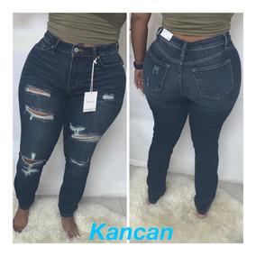 Pantalones Kan Can Altos Ropa Femenina En Mercado Libre Republica Dominicana