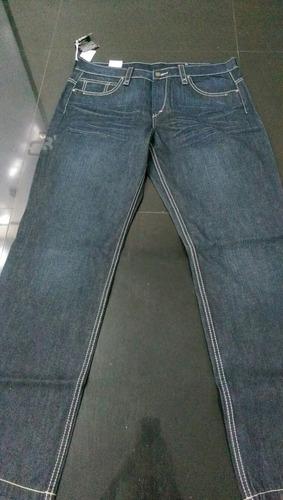 jeans lee original para caballero