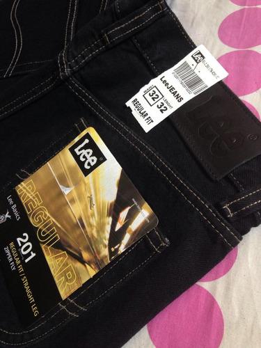 jeans lee original talla 32x32