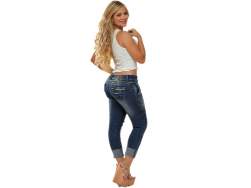 jeans levanta cola colombianos 100% originales