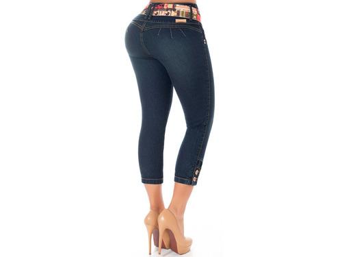 jeans levanta cola colombianos 100% originales
