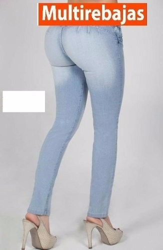 jeans levantacola super strech moda 2017, s m l xl