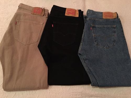 jeans levis 501, nuevos. traídos de eeuu