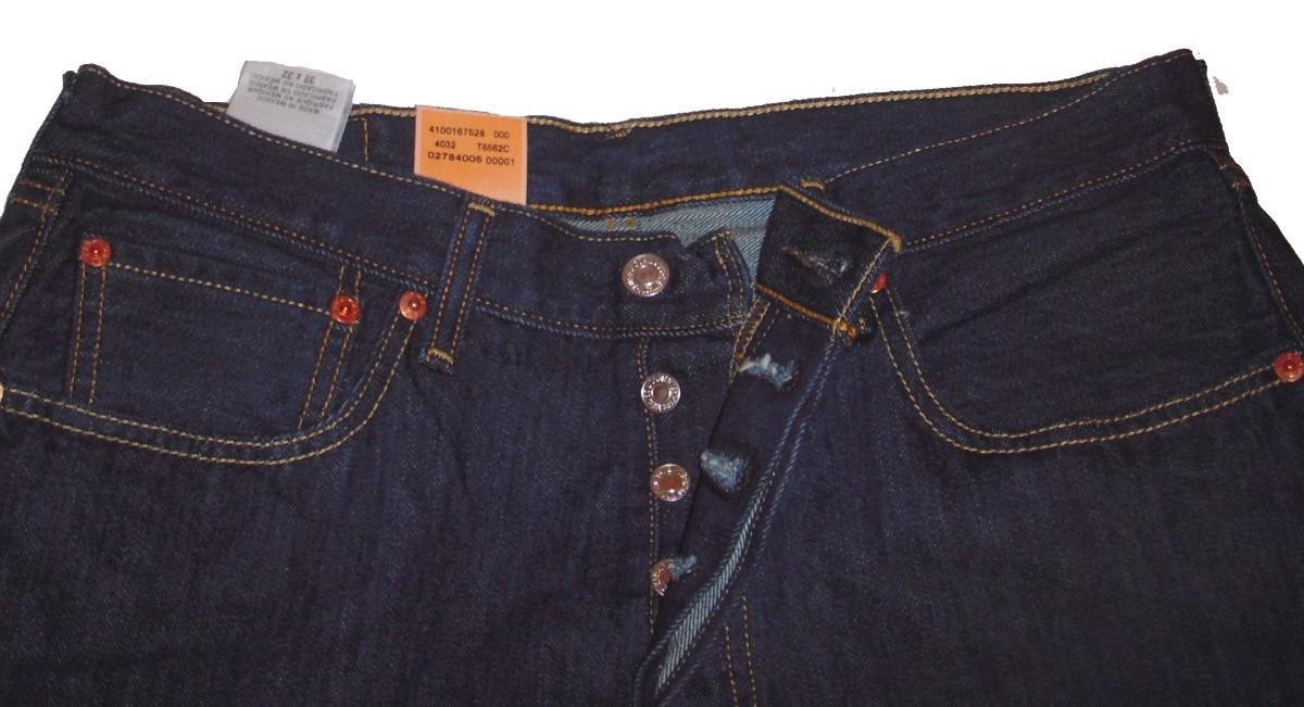 5a310175 Jeans Levi´s 501 Originales Importados Talles 38 Y 40 Nuevos