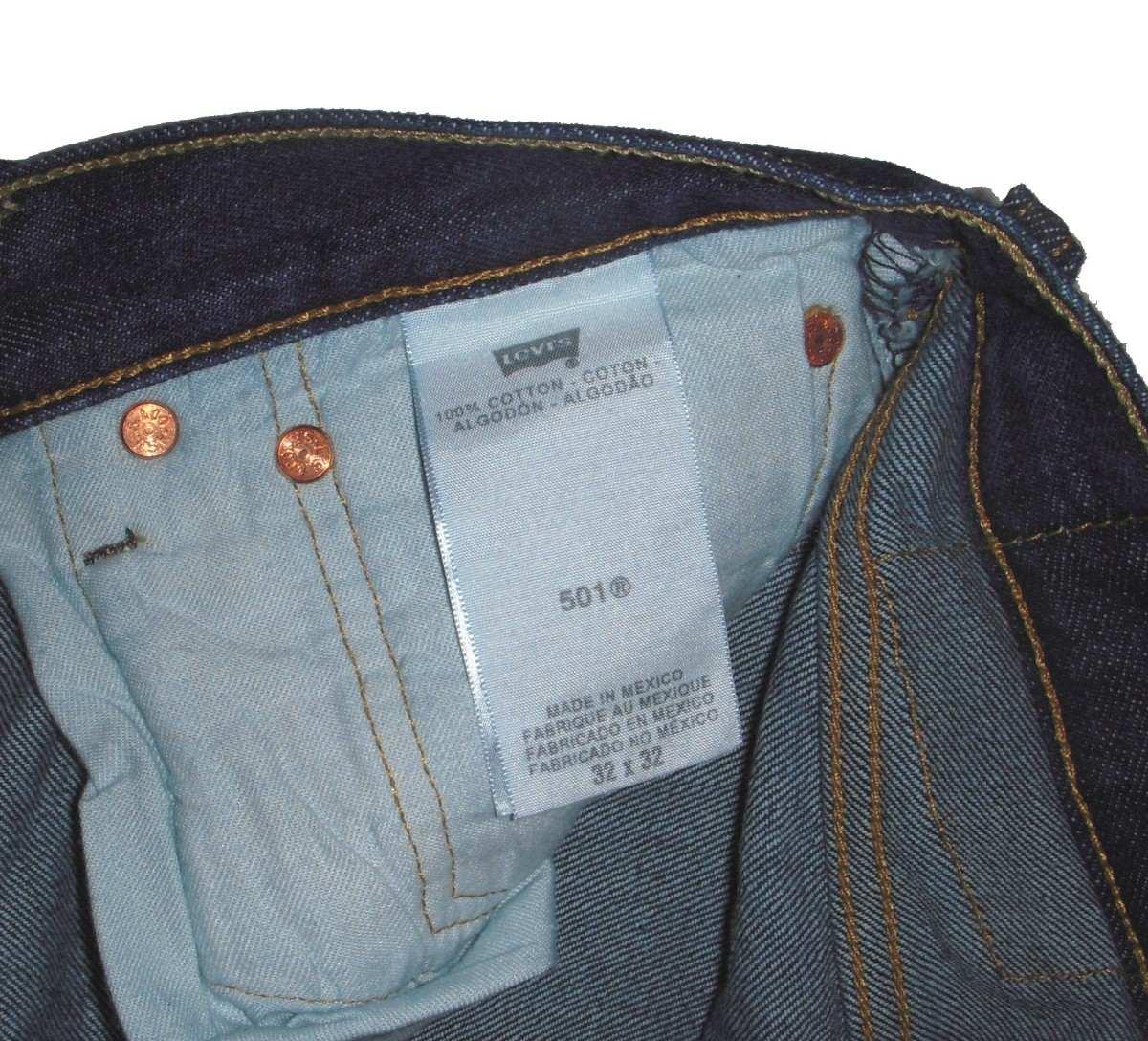 Importados Originales Talles 38 40 Y 501 Nuevos Jeans Levi´s eDH92WIEY
