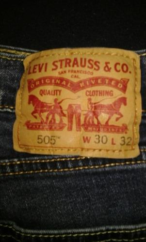 jeans levis 505