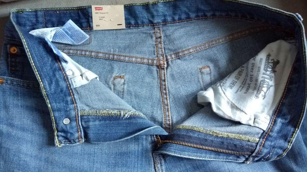 7f3cad3b2b99f Calça Jeans Masculina Levi s 505 Azul Claro Promoção - R  188