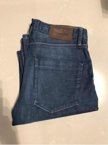 jeans massimo dutti talla 31