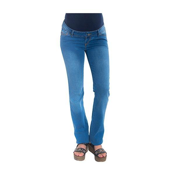 c3ad7ca2f Jeans Maternal Recto Light Blue Madremía. Madremía -   34.990 en ...