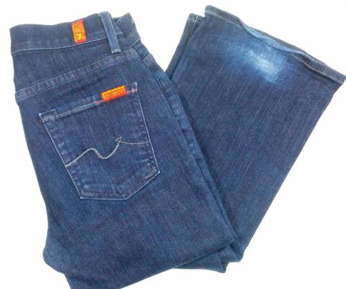 jeans mezclilla 7 for all mankind - fashionella - 25 t9y5