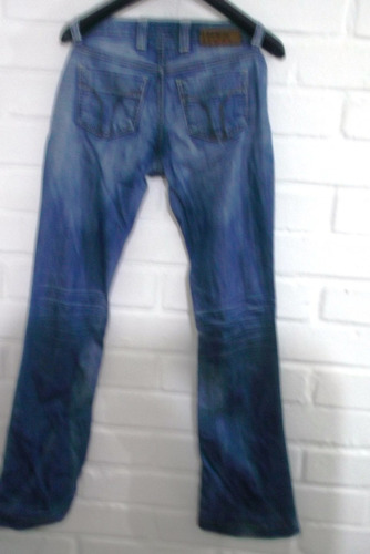 jeans miss sixty, talla 36, elasticado, nuevo