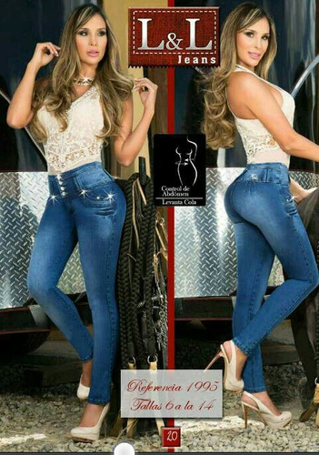 jeans modelos colombianos slim jeans 28/34 a 99.90!!