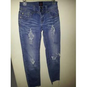 f12b35847b4be Blue Jeans Bebe Talla 27 Exelente Estado A La Moda