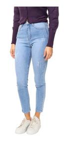 Mujer Jeans Baratos Elastizados Nuevos Chupin Chelsea Market POXTkZiu