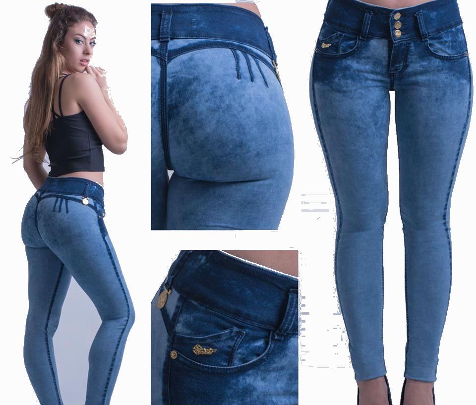 jeans levanta 2018 mujer moda zoom elastizados cola Cargando PUSqA 37eceda4e5a1