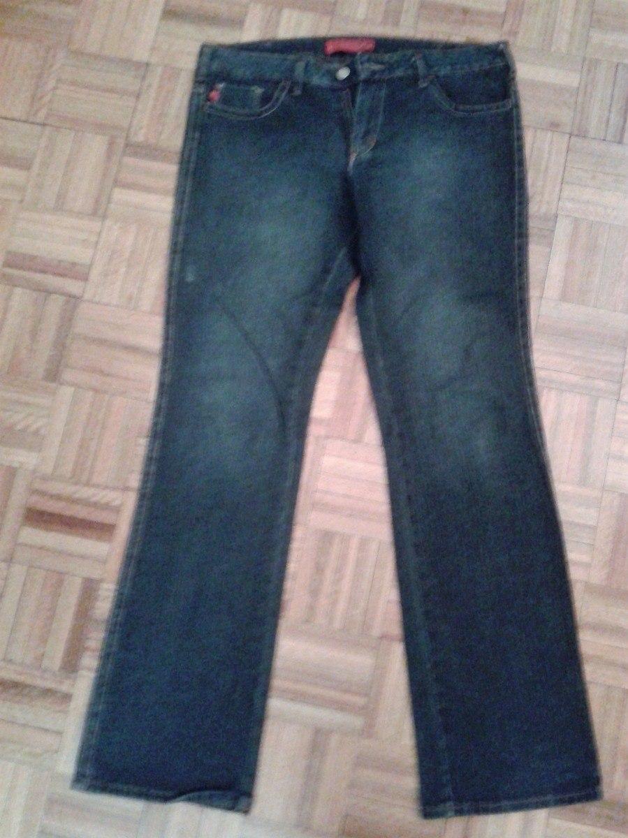 0e05325f8 Jeans Mujer Zara/yagmour T.40 Dama Varios Tbajo C/desgaste - $ 399,00