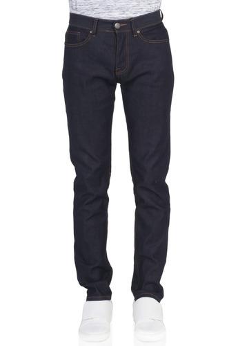 jeans negro vestimenta slim