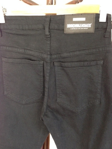 jeans negros dr. denim