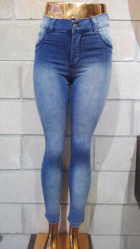 jeans nina elastizados x mayor 12 prendas x $ 2199