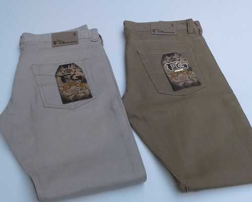 jeans original bota semi tubo