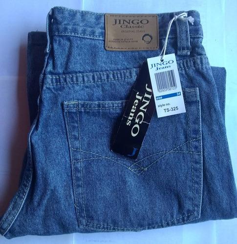 jeans pantalon clasico caballeros tallas gigantes gorditos