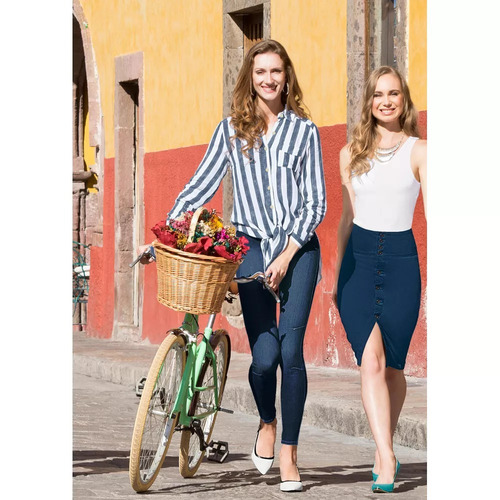 jeans pantalón mujer
