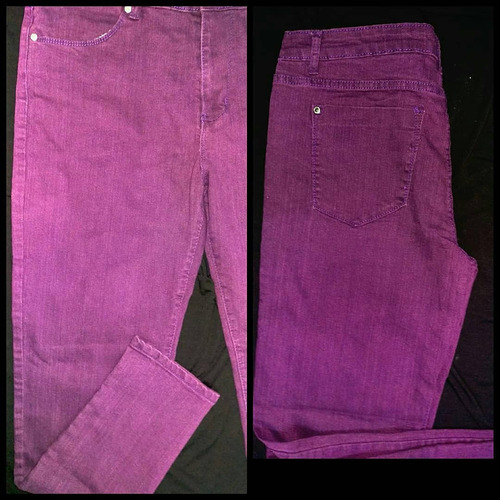 jeans pantalón para dama talla plus 18 22
