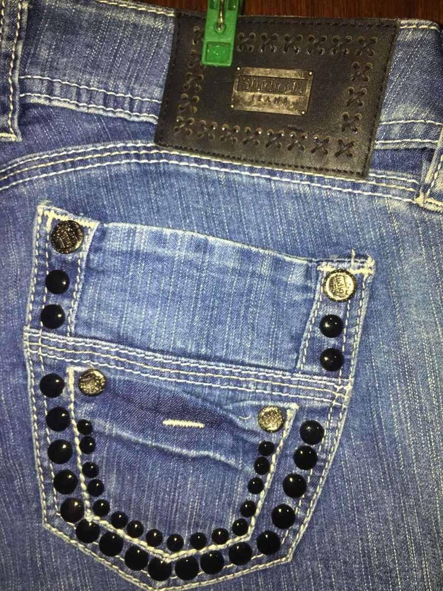 Jeans Pantalon Studio F Nuevo Excelente Precio X 5 Verdes Bs 1 200 000 00 En Mercado Libre