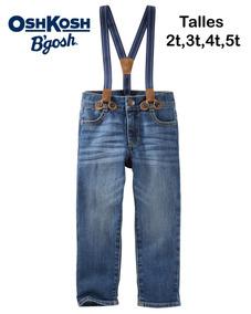 d93fb9444 Pantalon Con Tiradores Bebe Bebe - Ropa y Accesorios en Mercado ...