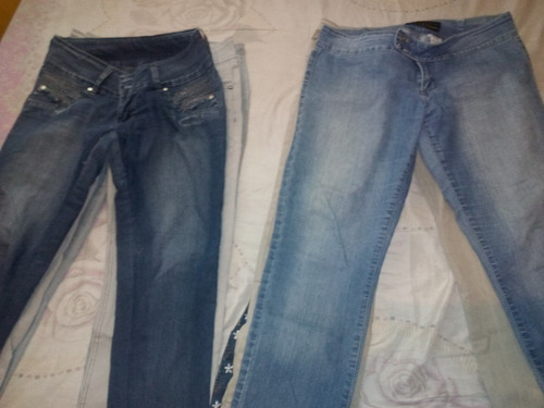 jeans para dama