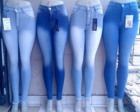 tienda oficial comparar el precio Venta barata Jeans Para Damas Corte Alto