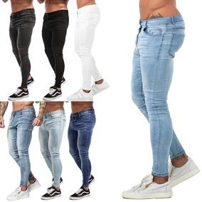fina artesanía garantía limitada baratas Jeans Para Hombre Con Y Sin Rotos Sobre Las Rodillas,