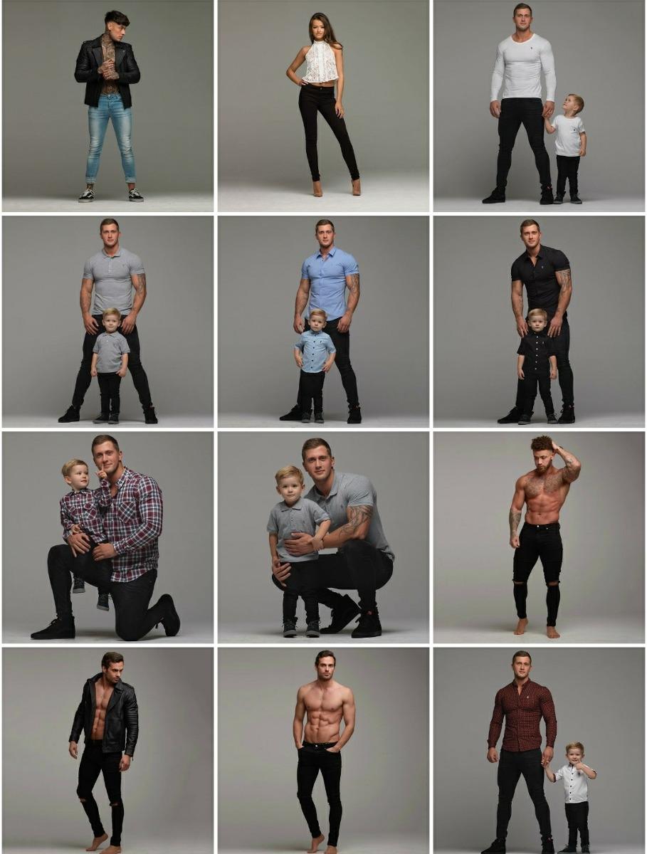 26a7f04f18 Jeans Para Hombre Con Y Sin Rotos Sobre Las Rodillas