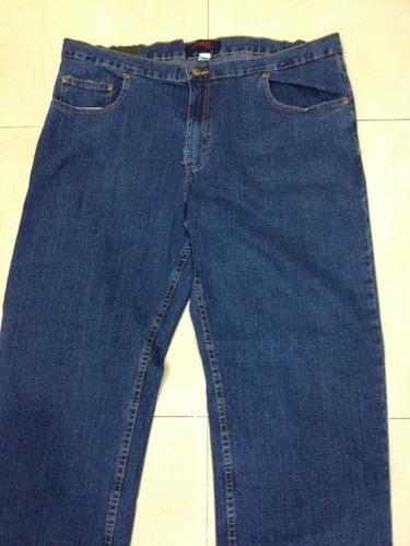 jeans para hombre marca inidgo 6 colores premium denim