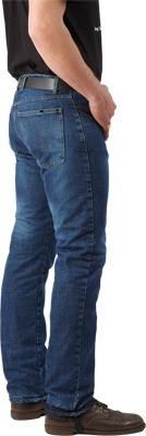 jeans para montar drayko holeshot para hombre azules 30