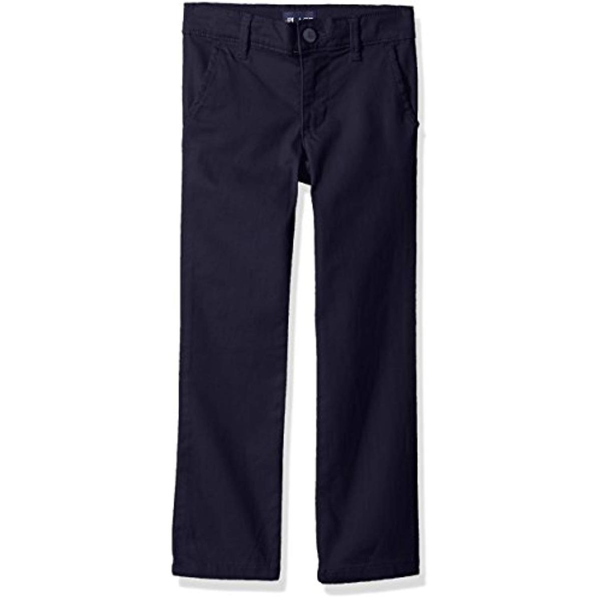 Niñas Pantalones Jeans Para Uniformes Los VGqMzpUS