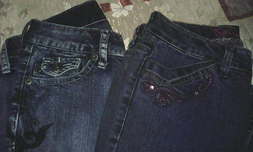 jeans para niñas talla 10