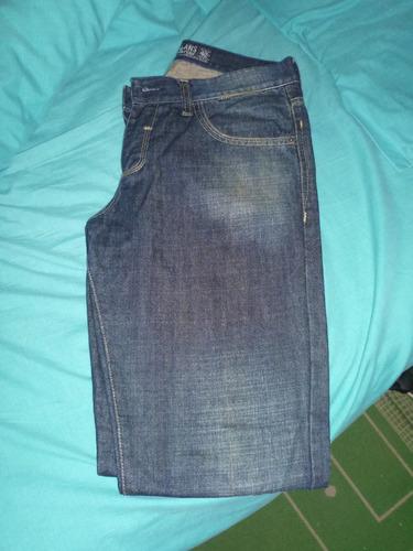 jeans rectos hombre.