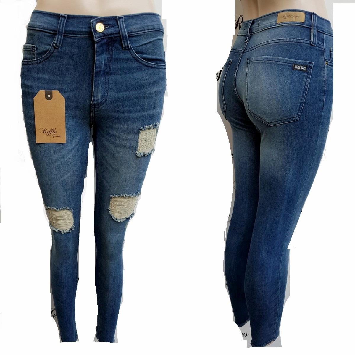 Jeans Riffle Nuevo Modelo 2017 - $ 949,99 en Mercado Libre