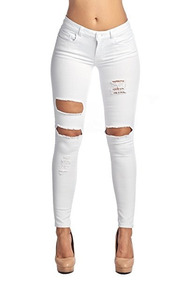 6c0659343b6d Pantalon Para Playa Color Blanco Para Mujer - Pantalones y Jeans de ...