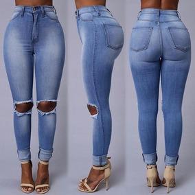 9a1674b577 Jean Roto - Pantalones para Mujer en Cerro Largo en Mercado Libre ...