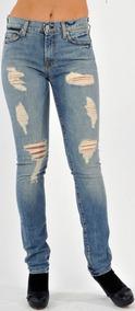 2f986590f Calça Jeans 7 For All Mankind Roxanne Celeb Skinny ! - Calças no ...